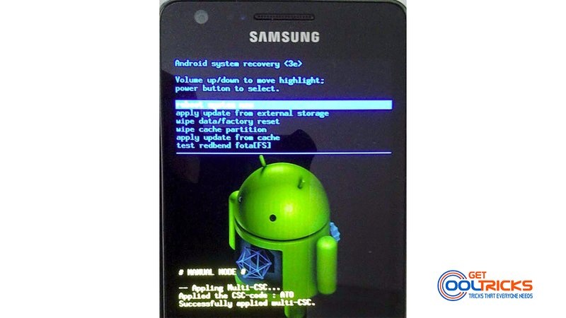 Stock Recovery in Android