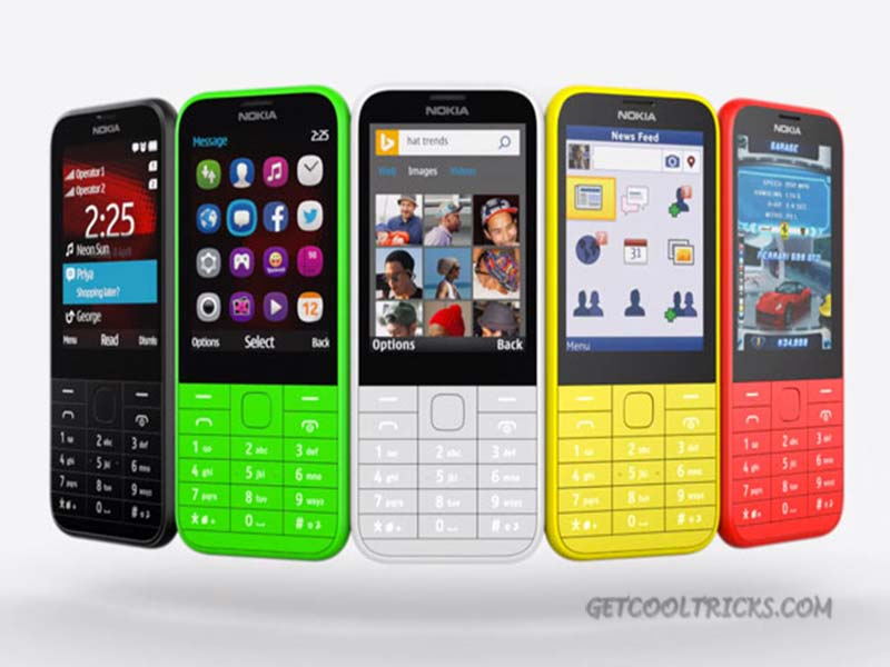 Installing Apps on Nokia 225 and 220 - Get Cool Tricks