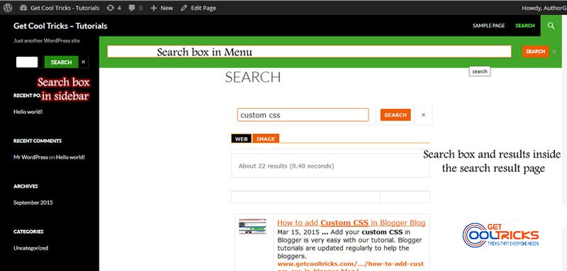 Wordpress-Google-Custom-Search-7